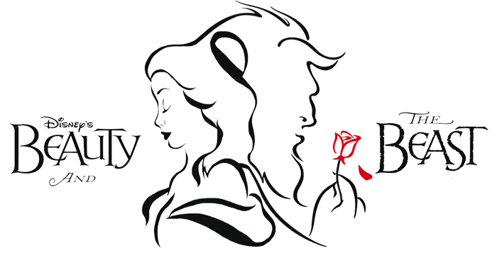 Beauty And The Beast Transparent Picture PNG Image