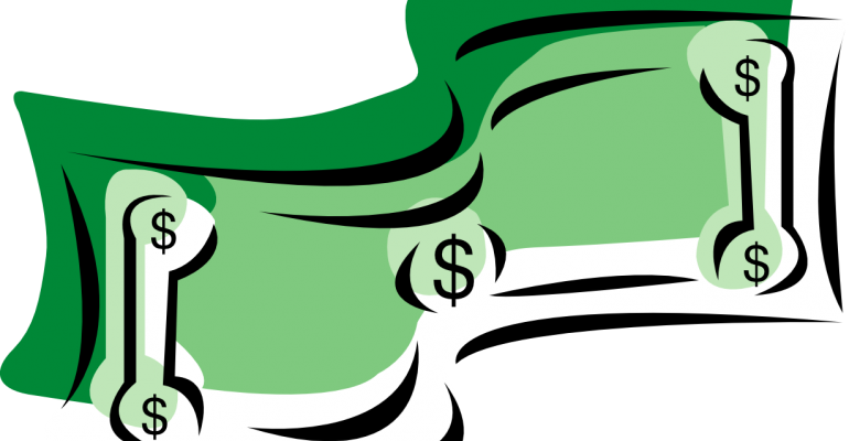 Openclipart United Bill Dollar One-Dollar States Graphic PNG Image