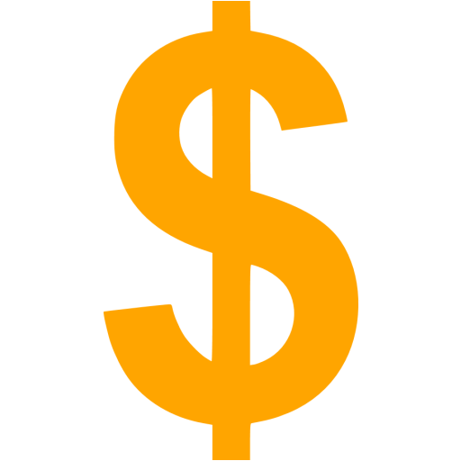 United Dollar Sign States Currency Logo Icon PNG Image