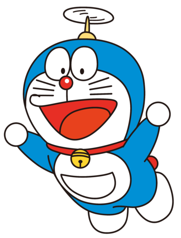 Doraemon Transparent PNG Image