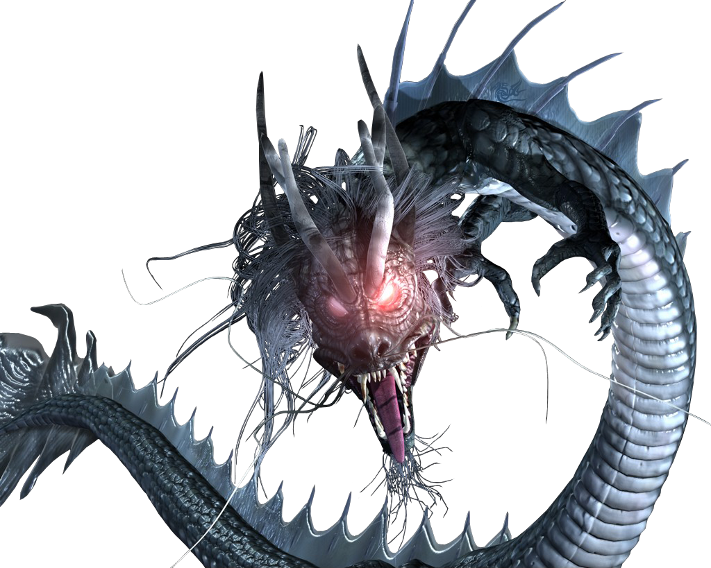 Realistic Dragon Transparent Image PNG Image