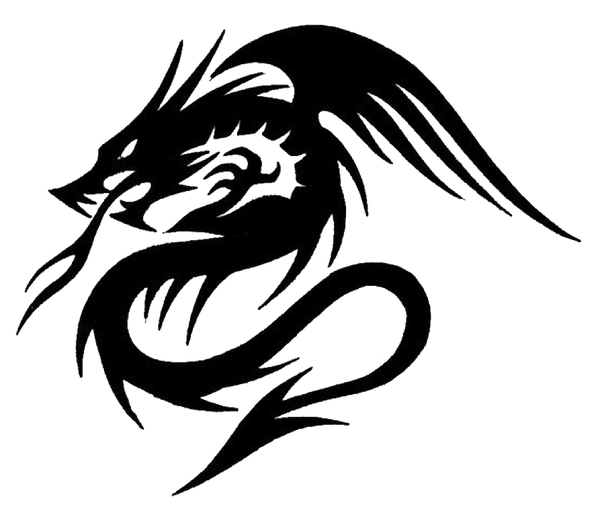 Tattoo Tattoos Drawing Dragon Free Transparent Image HD PNG Image