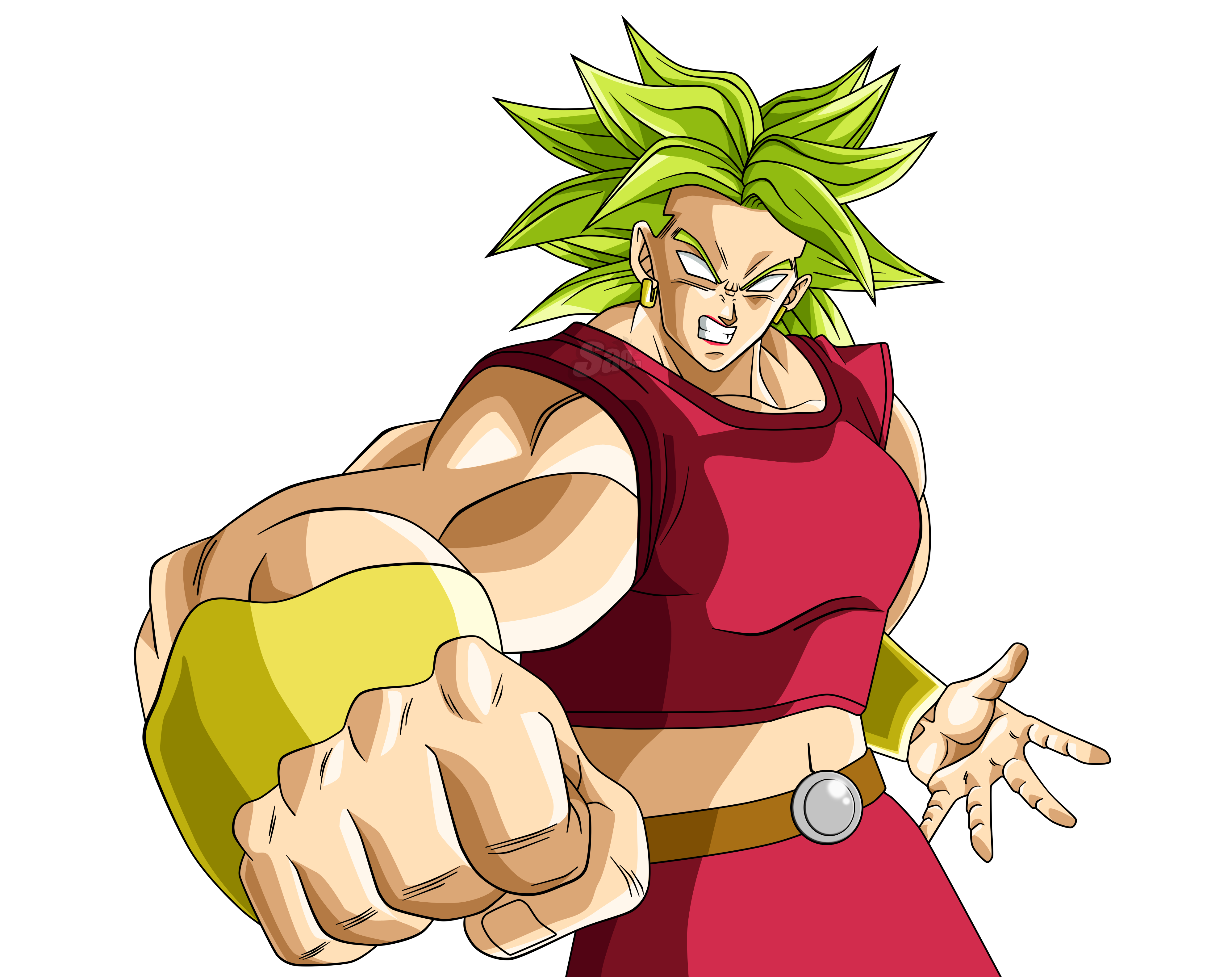 Download Dragon Ball Broly Image Hq Png Image Freepngimg