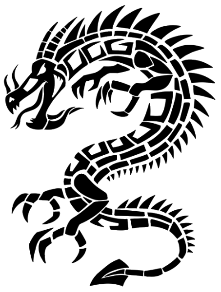 Dragon Tattoos Png Images PNG Image