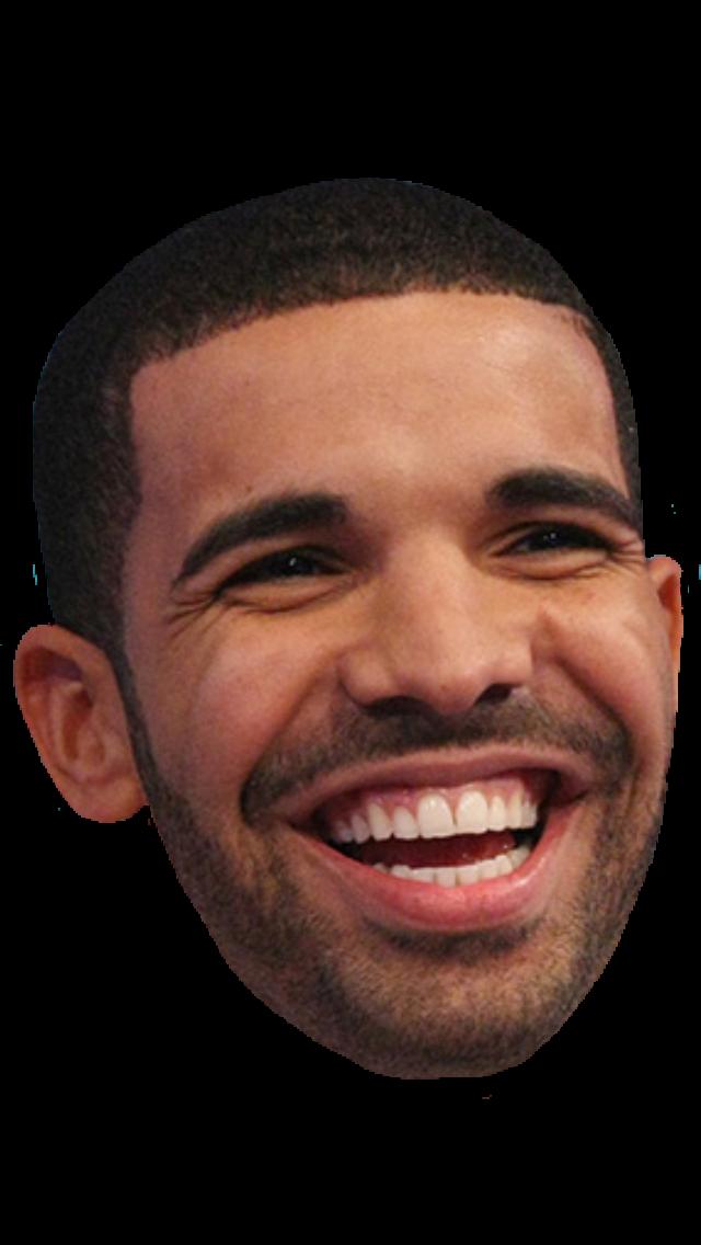 Download Drake Face Transparent HQ PNG Image | FreePNGImg