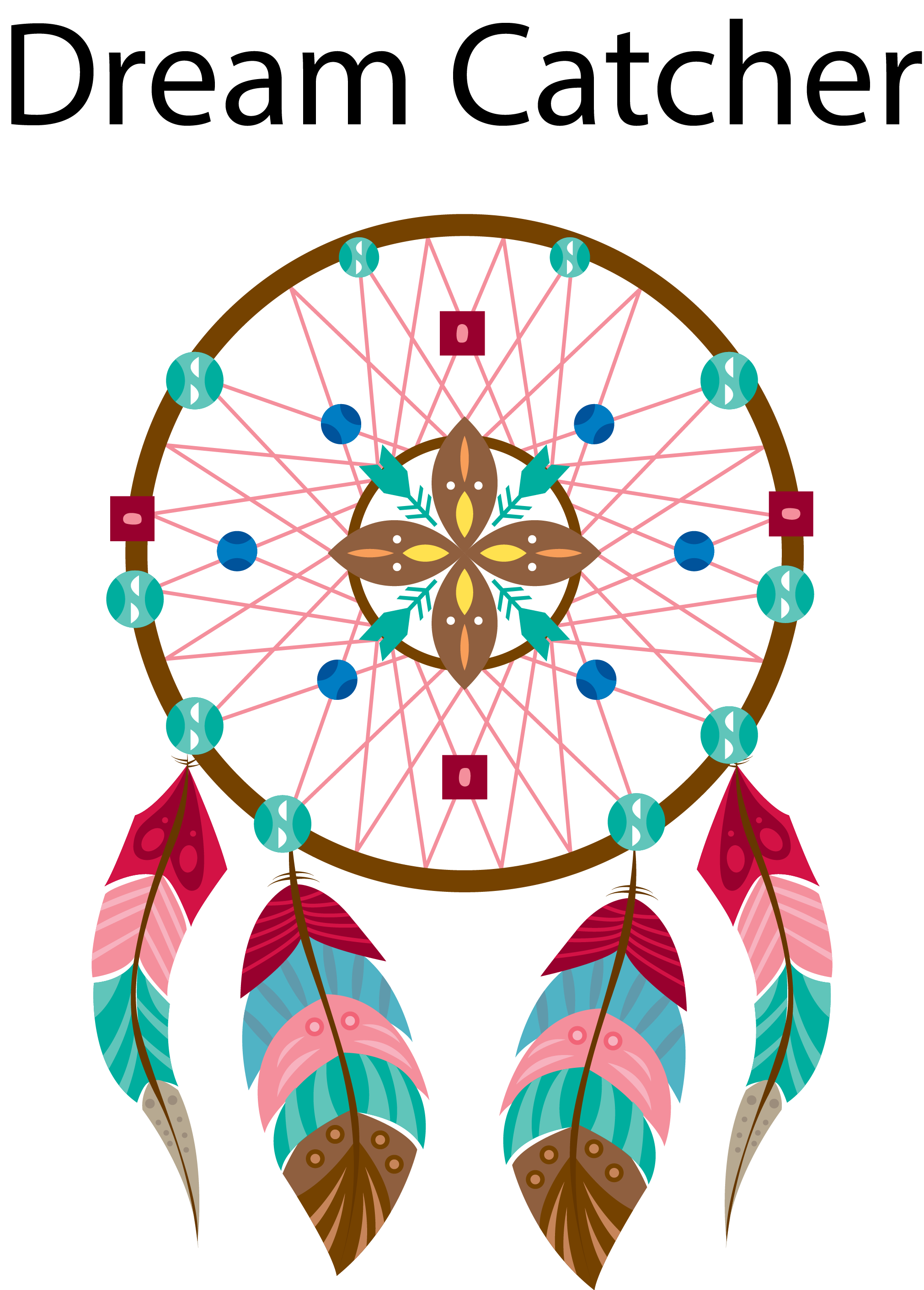 Vector Computer File Dreamcatcher Download HD PNG PNG Image