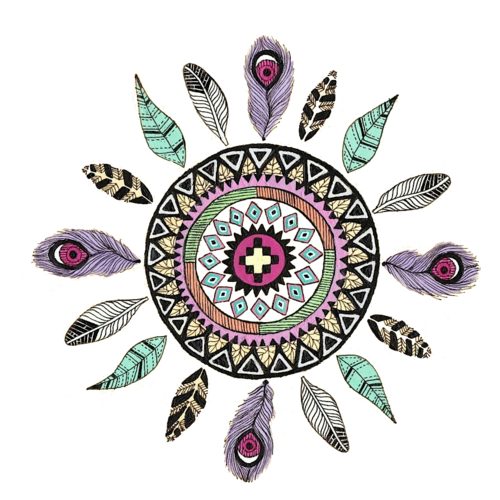 Feather Drawing Dreamcatcher Free HQ Image PNG Image