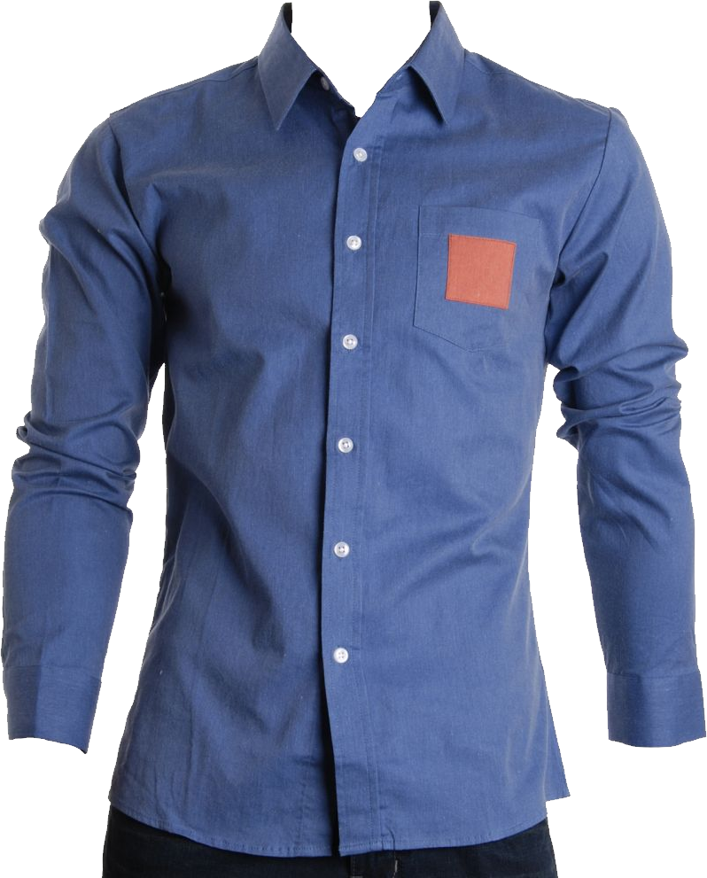 Dress Shirt Transparent PNG Image