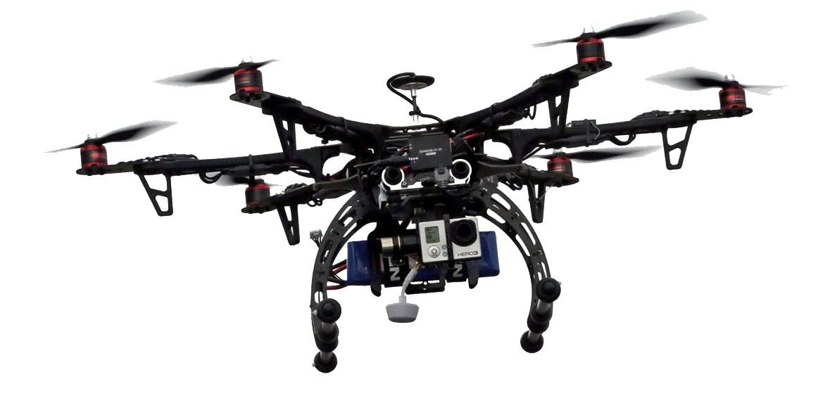 Drone Transparent Background PNG Image