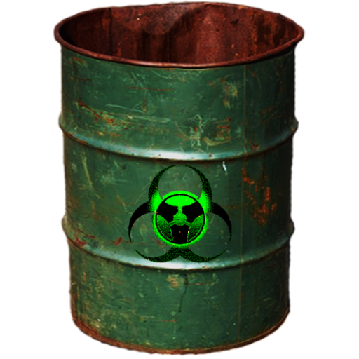 Bin Recycling Icons Resident Biohazard Evil Paper PNG Image
