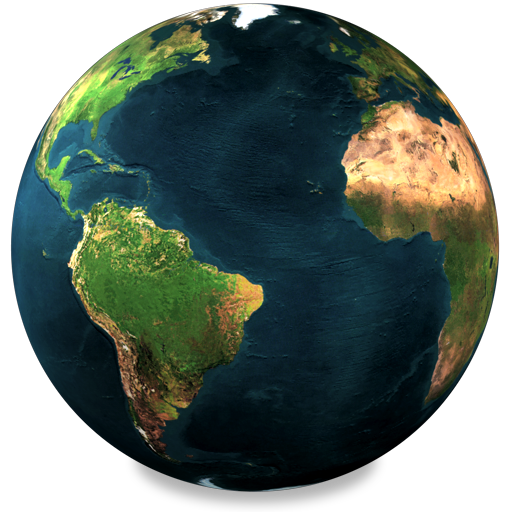 Earth Transparent PNG Image