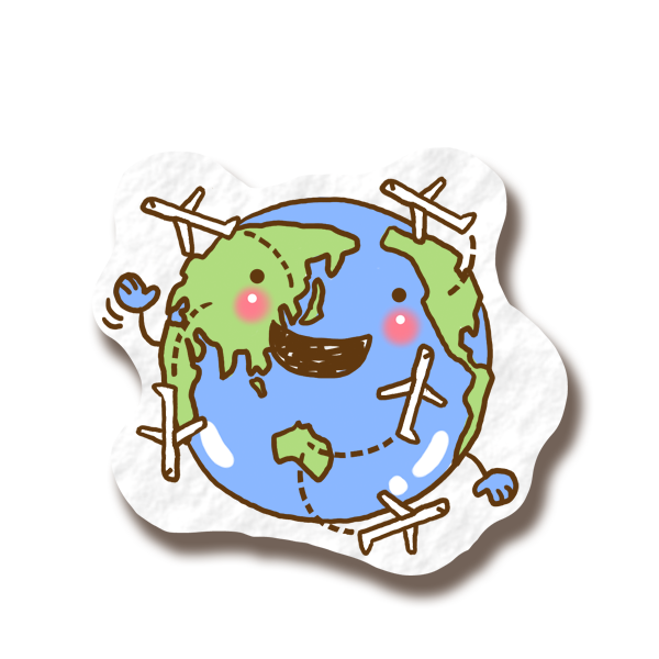 Earth Travel Cartoon Icons HQ Image Free PNG PNG Image
