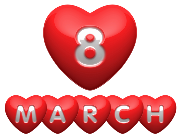 8 March Picture Free PNG HQ PNG Image