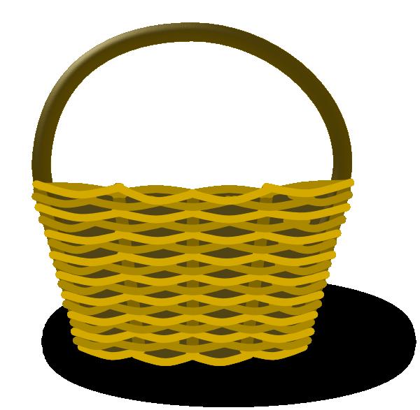 Download Empty Easter Basket Picture HQ PNG Image   FreePNGImg