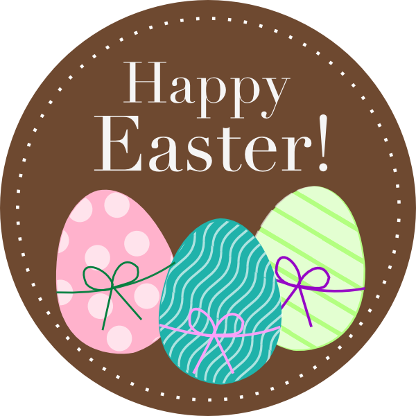Happy Easter File PNG Image
