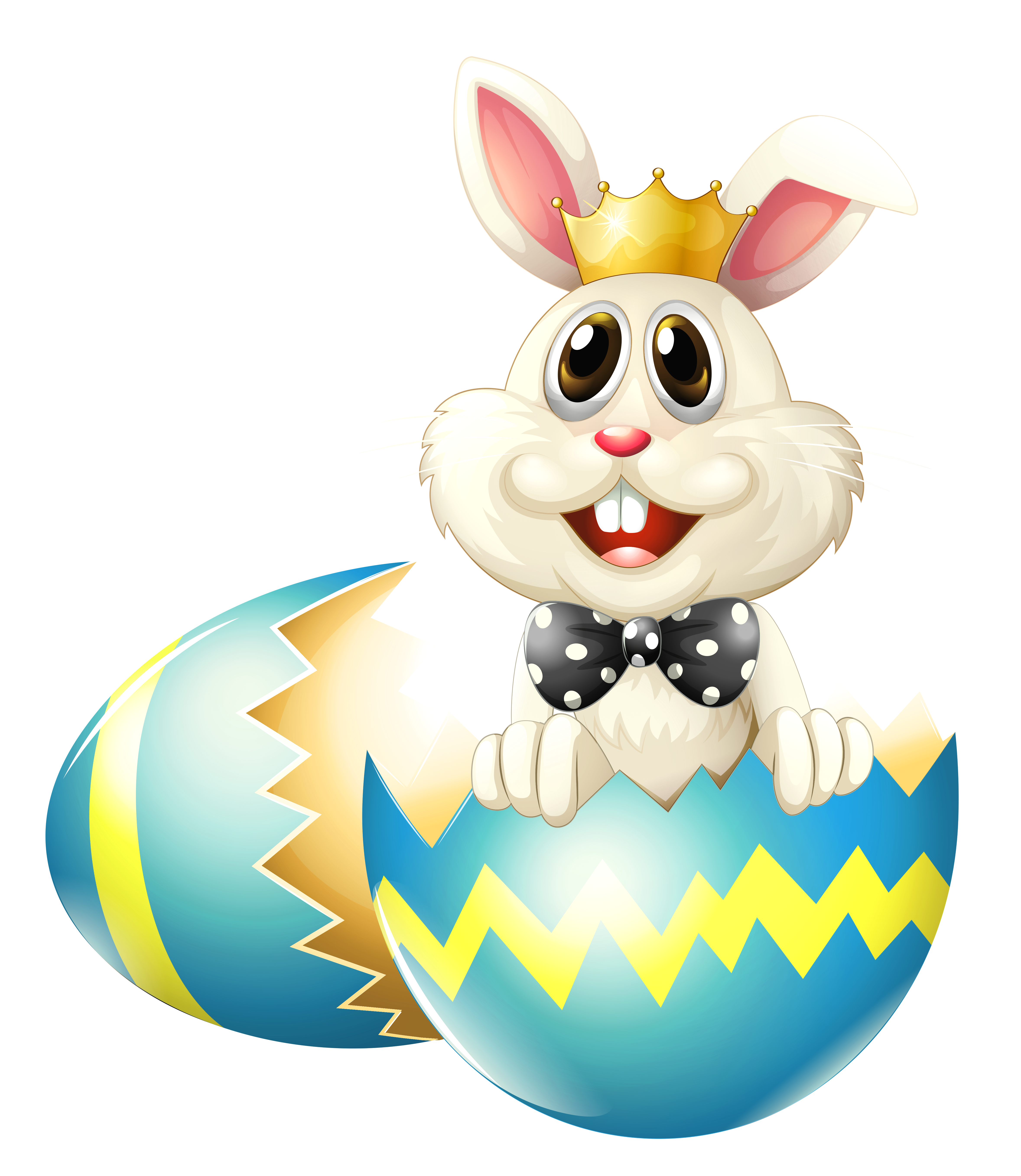 Easter Bunny Png Image PNG Image