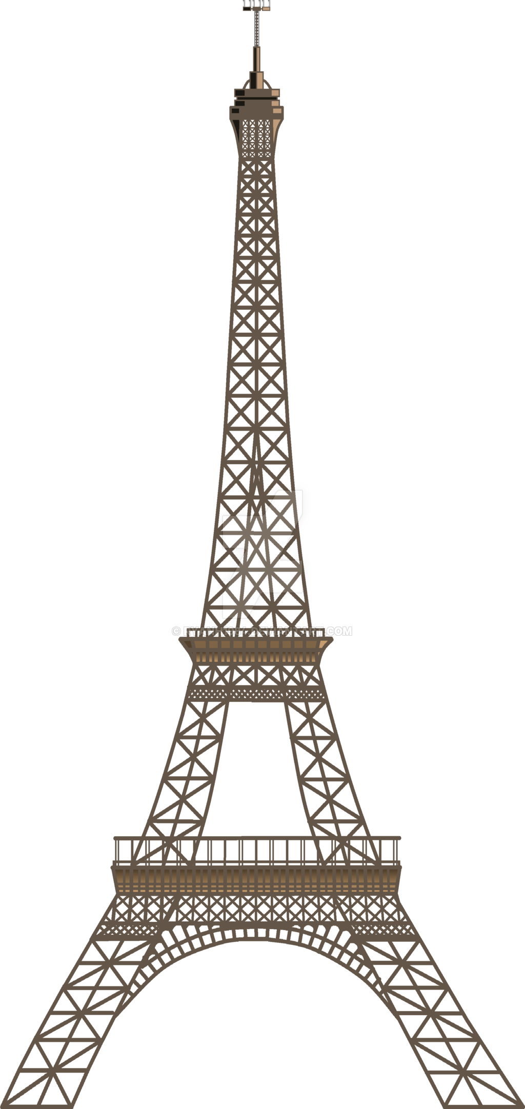 Eiffel Tower Png PNG Image