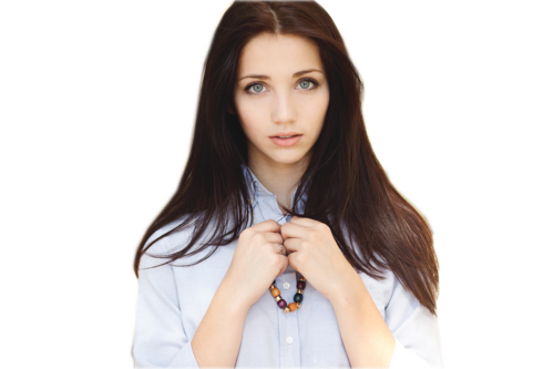 Emily Rudd Picture PNG Image