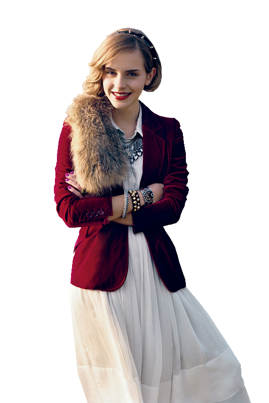 Emma Watson Picture PNG Image