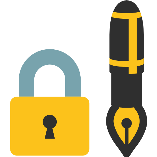 Color Padlock Sms Apple Emoji HD Image Free PNG PNG Image