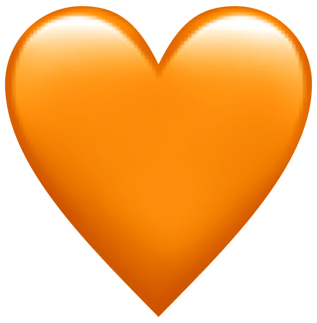 Heart Domain Iphone Sticker Emoji Download Free Image PNG Image
