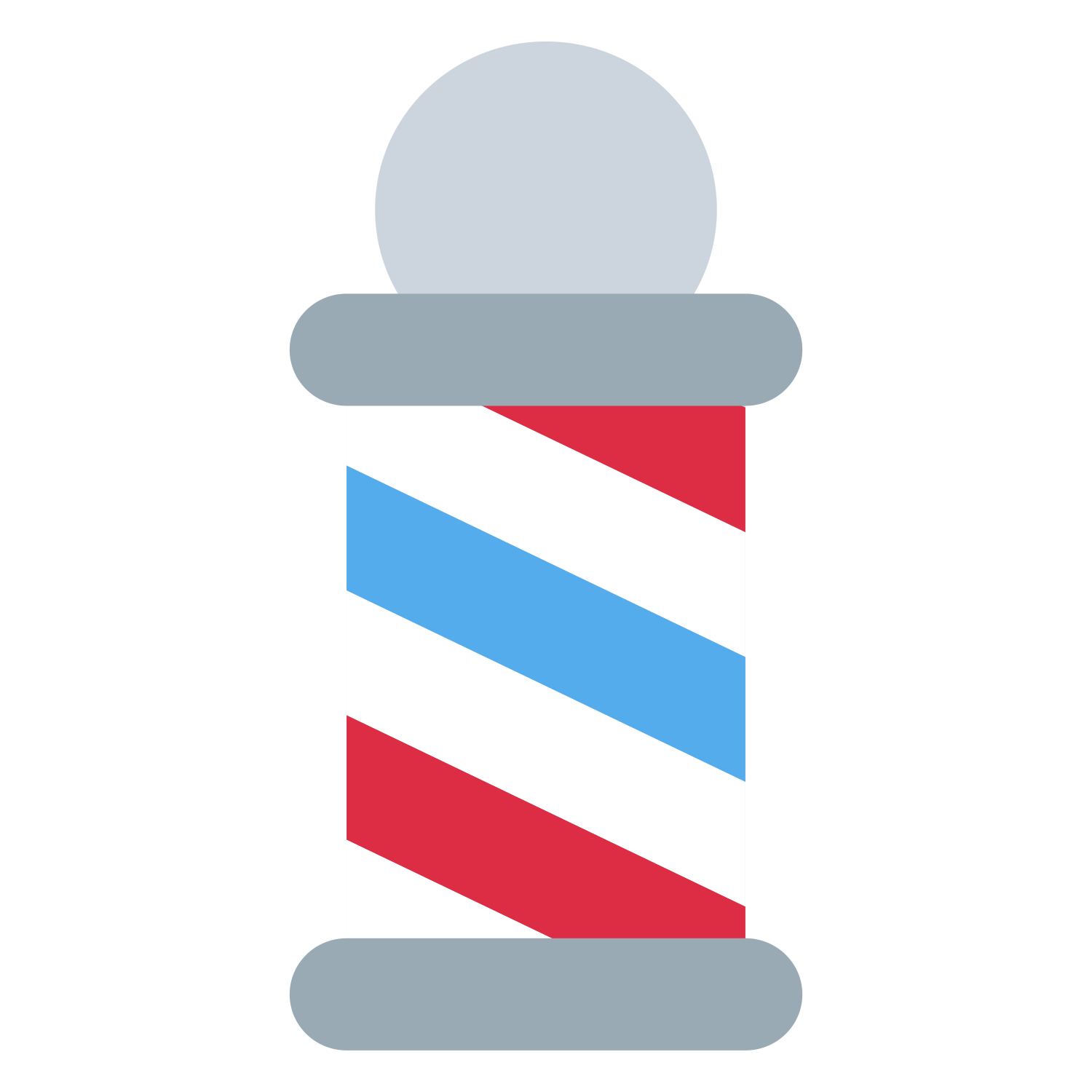 Domain Thumb Signal Emojipedia Pole Barber Sticker PNG Image