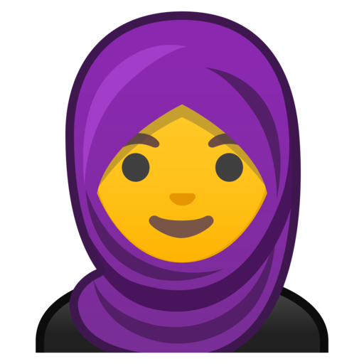 Movie Smiley Hijab The Android Emoji PNG Image