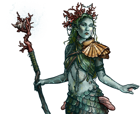Enchantress Picture PNG Image
