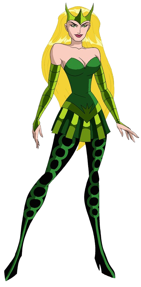 Enchantress Transparent PNG Image