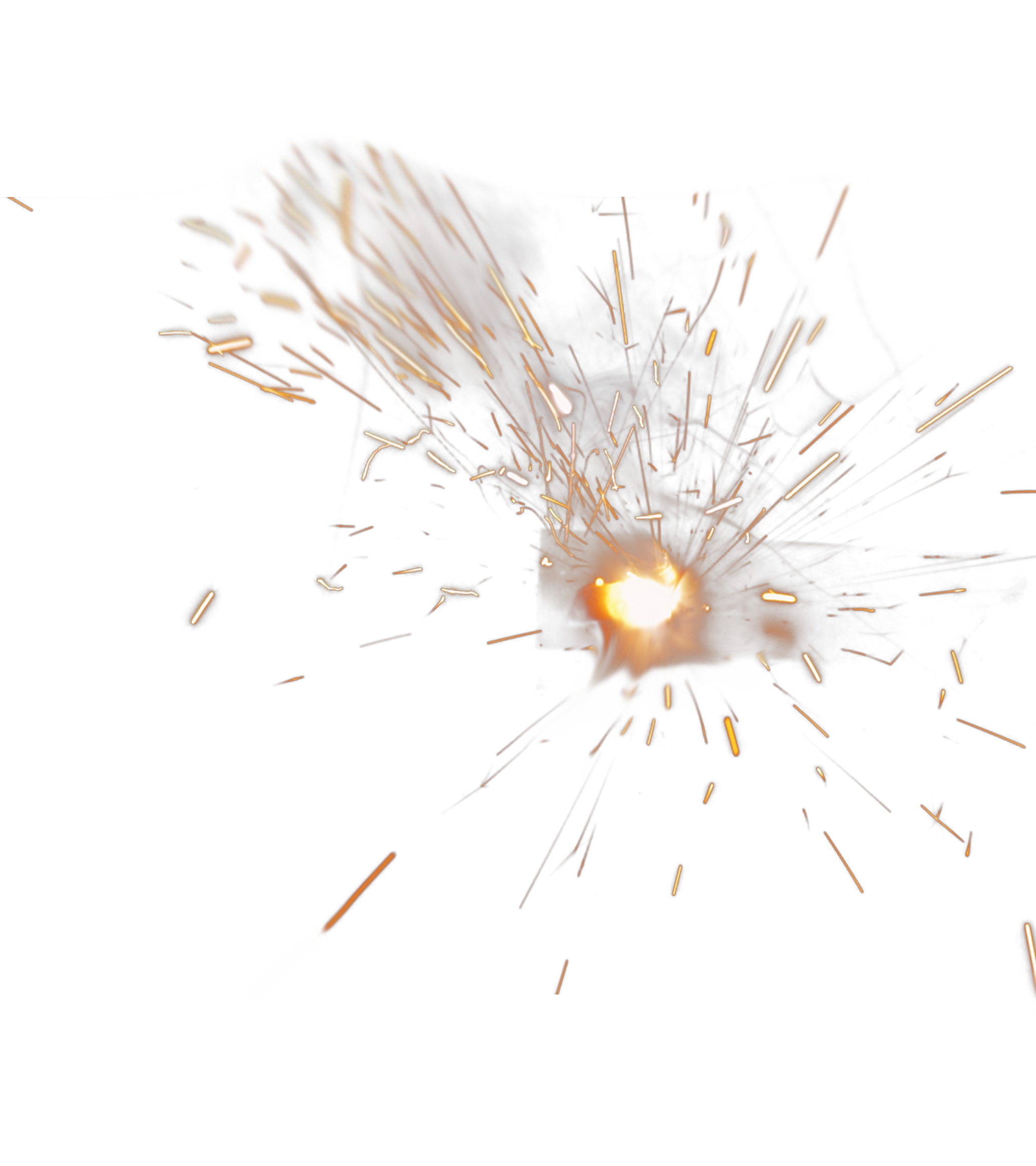 Sparks Exploding Explosion Free Download PNG HD PNG Image