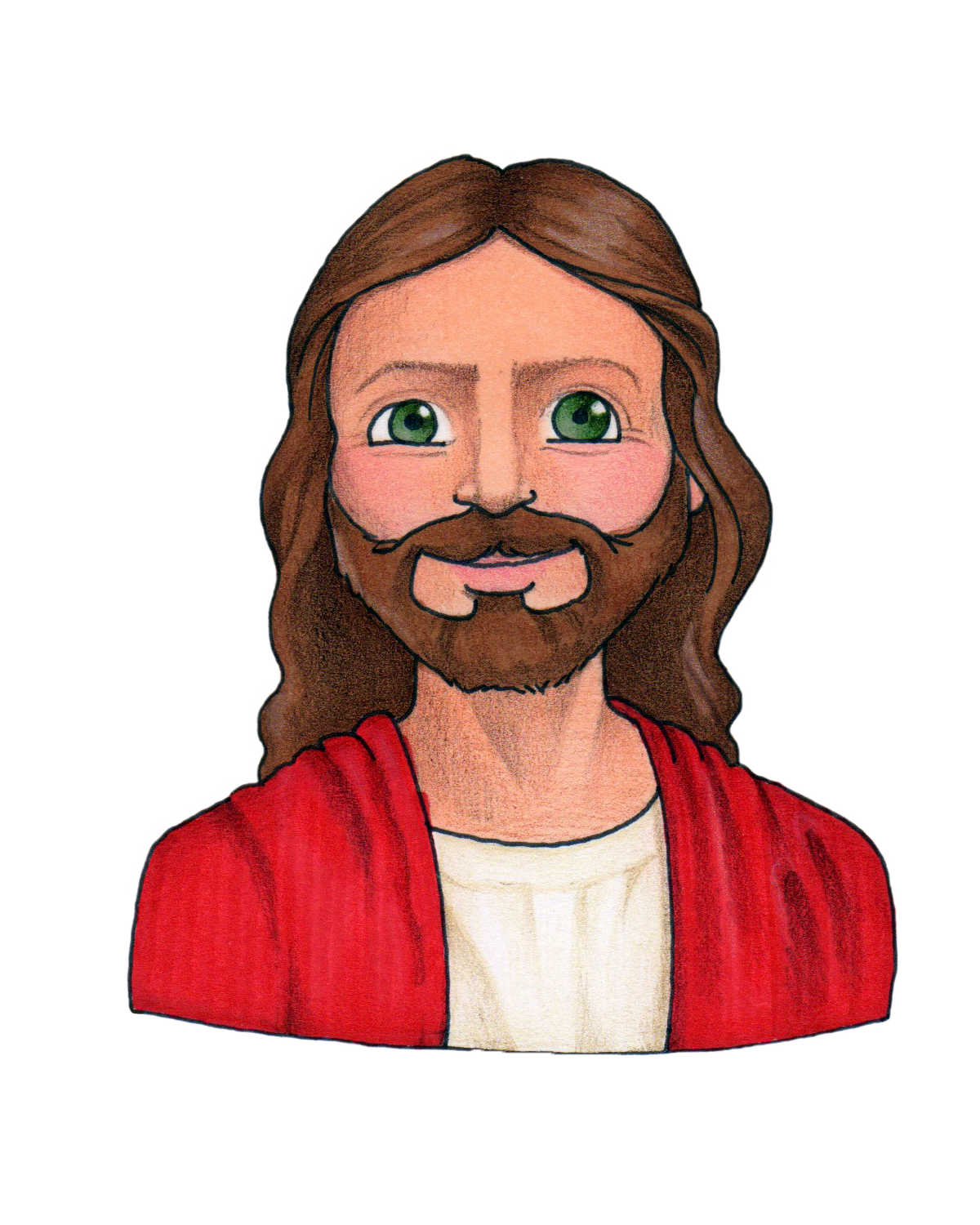Openclipart Christ Latter-Day Of Saints Jesus Lds PNG Image