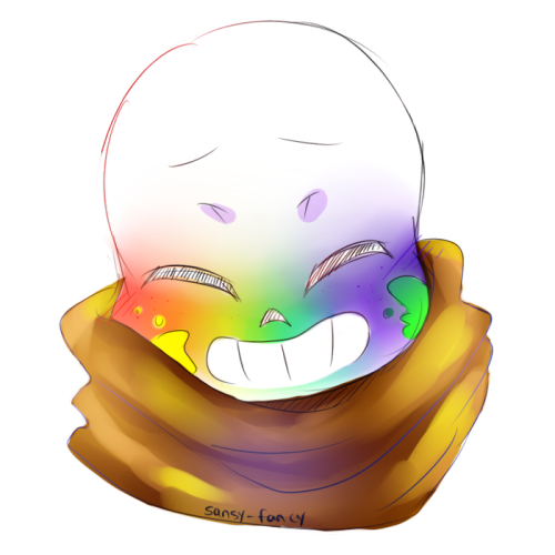 Face Undertale Drawing Yellow Ink Free PNG HQ PNG Image