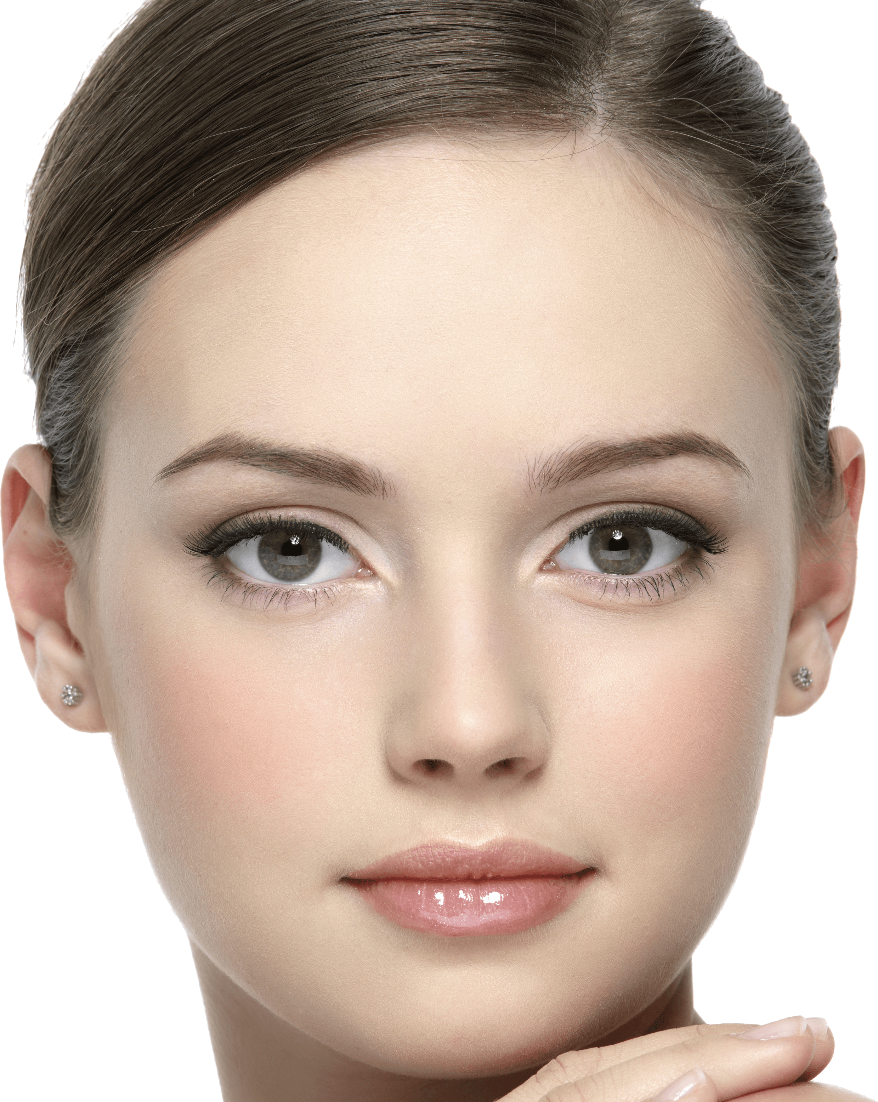 Woman Face Png Image PNG Image