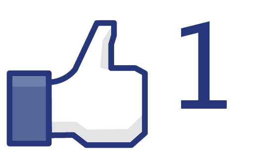 Facebook Like Transparent PNG Image