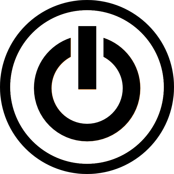 Icon Button Computer Power Icons Free Photo PNG PNG Image
