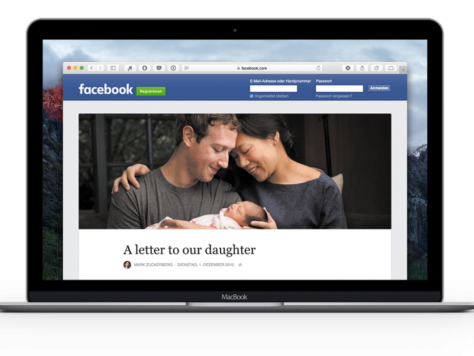 Billion Mark Zuckerberg Charitable Donation Facebook Organization PNG Image
