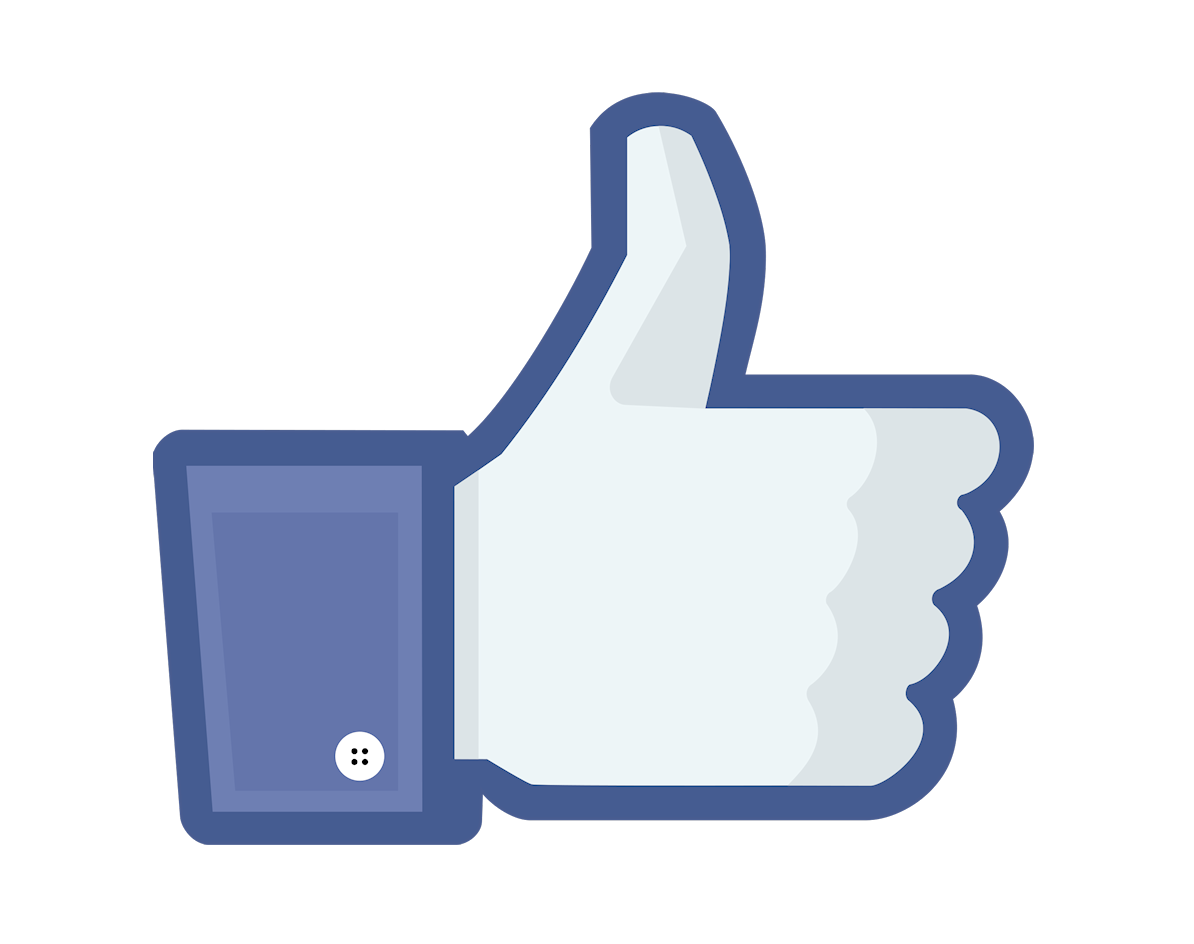 On Like F8 Button Us Facebook PNG Image