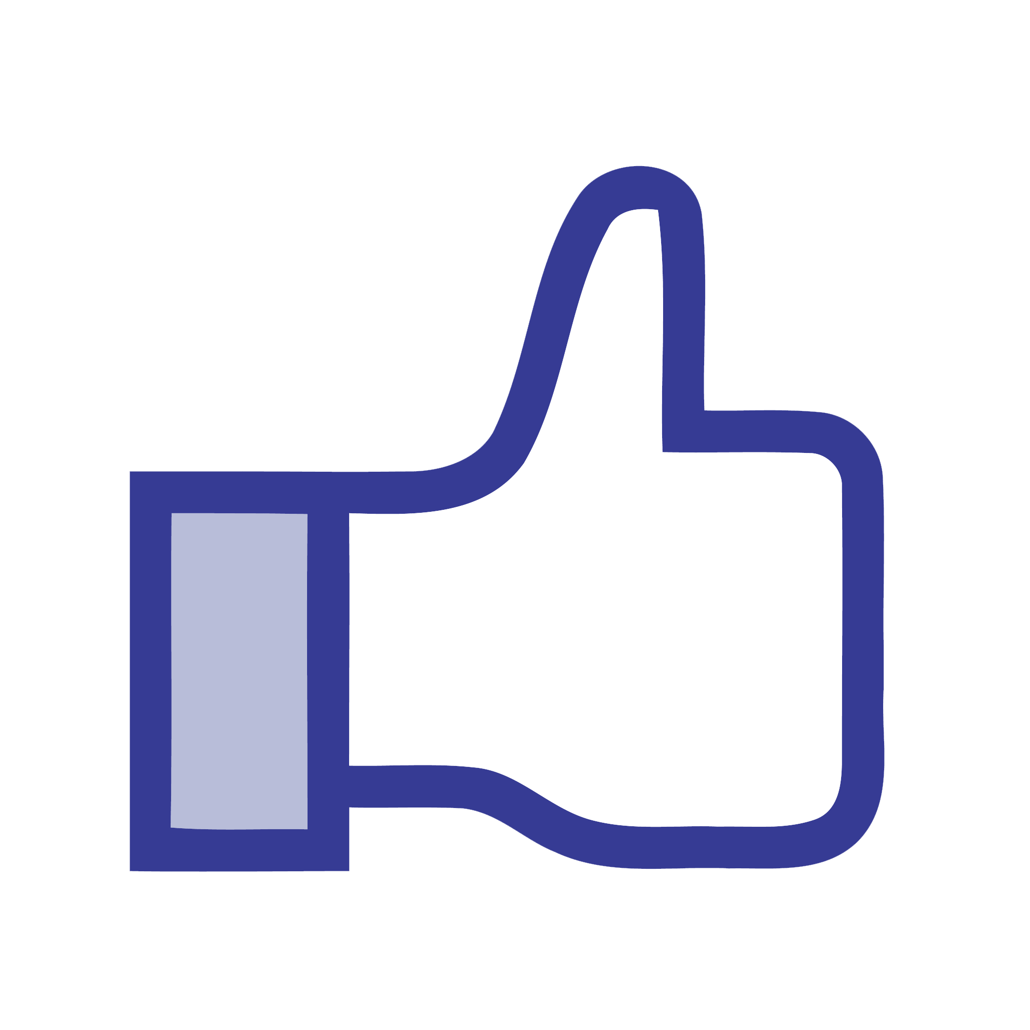 Blog Logo Button Facebook Like Free HD Image PNG Image