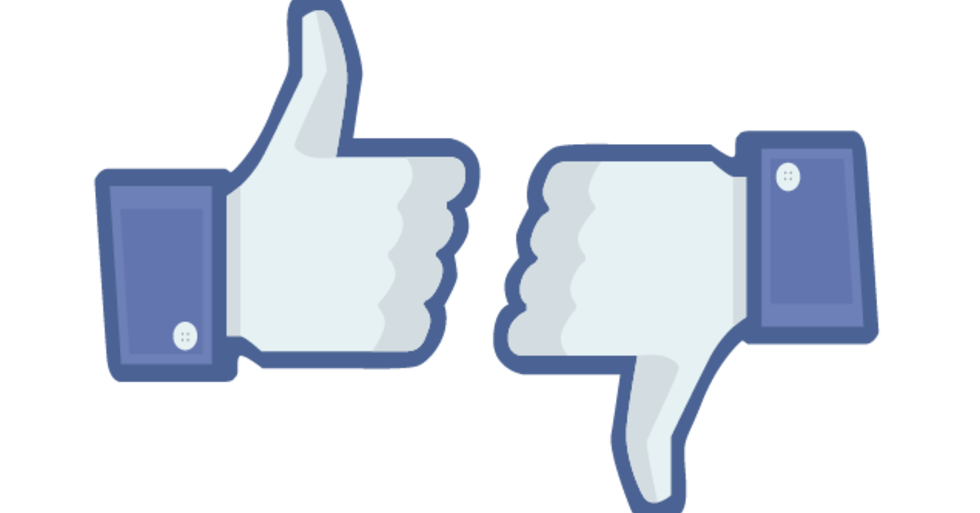Category Thumb Button Facebook Signal Like PNG Image