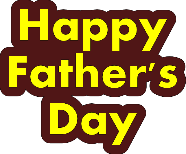 Fathers Day Hd PNG Image