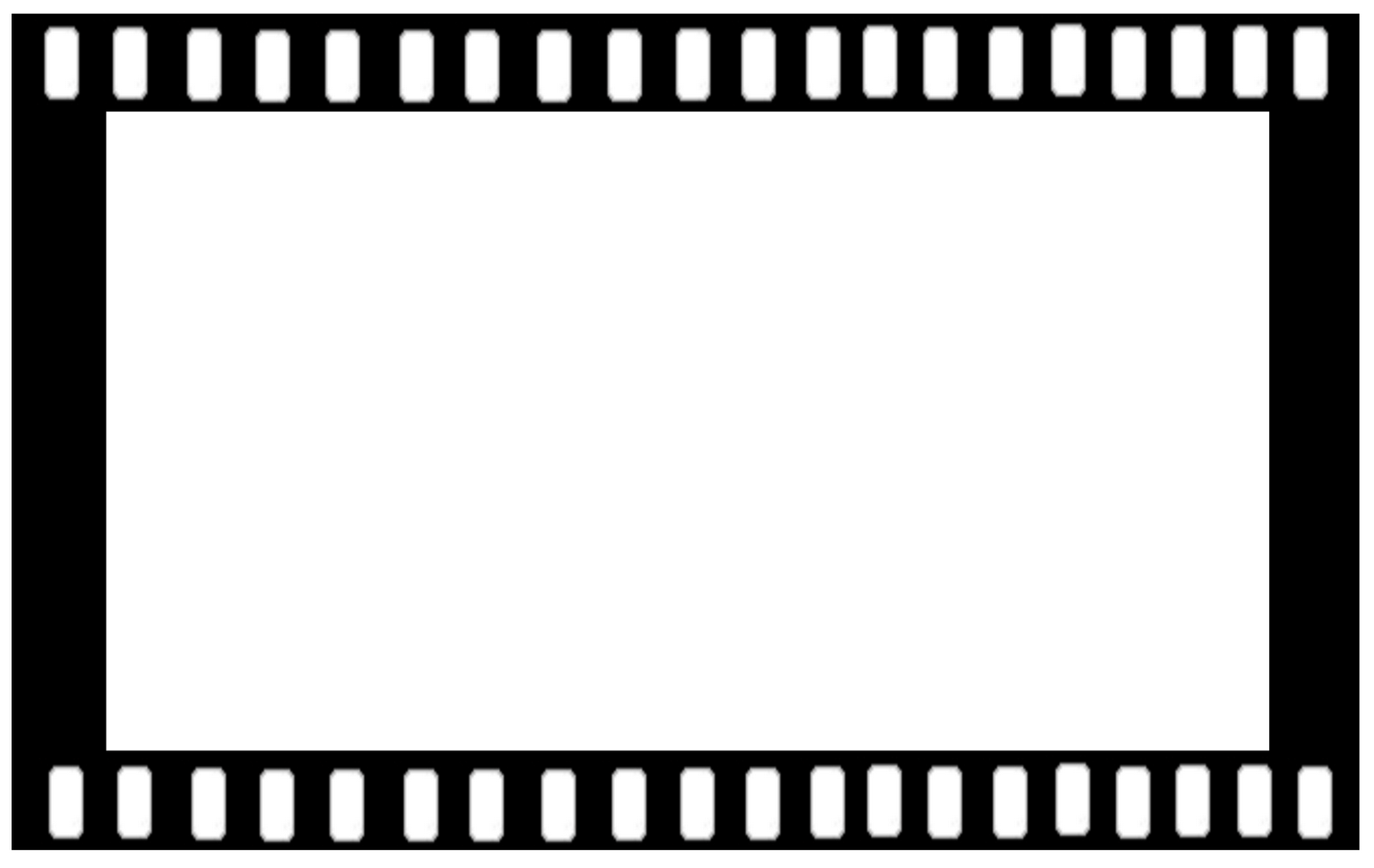 Filmstrip Hollywood Frame Film Strip Free Transparent Image HD PNG Image