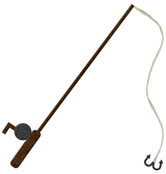 Fishing Pole Png File PNG Image