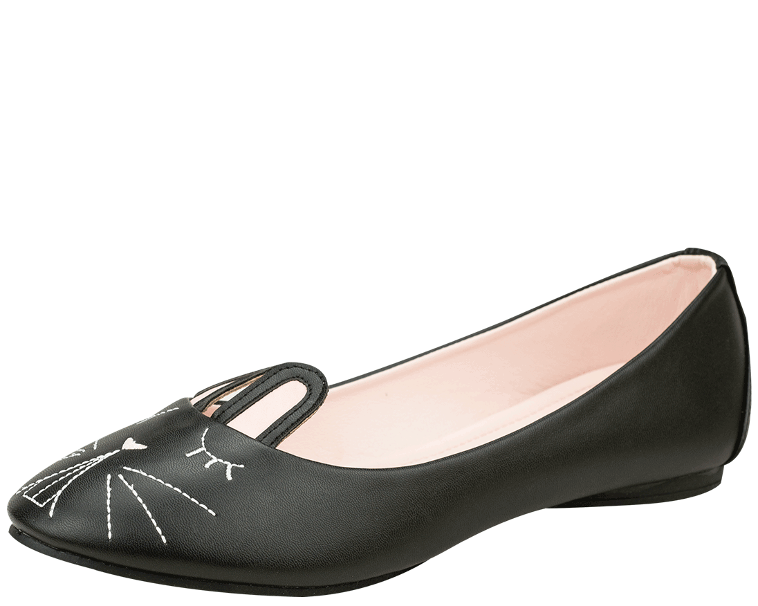 Flats Shoes Png PNG Image