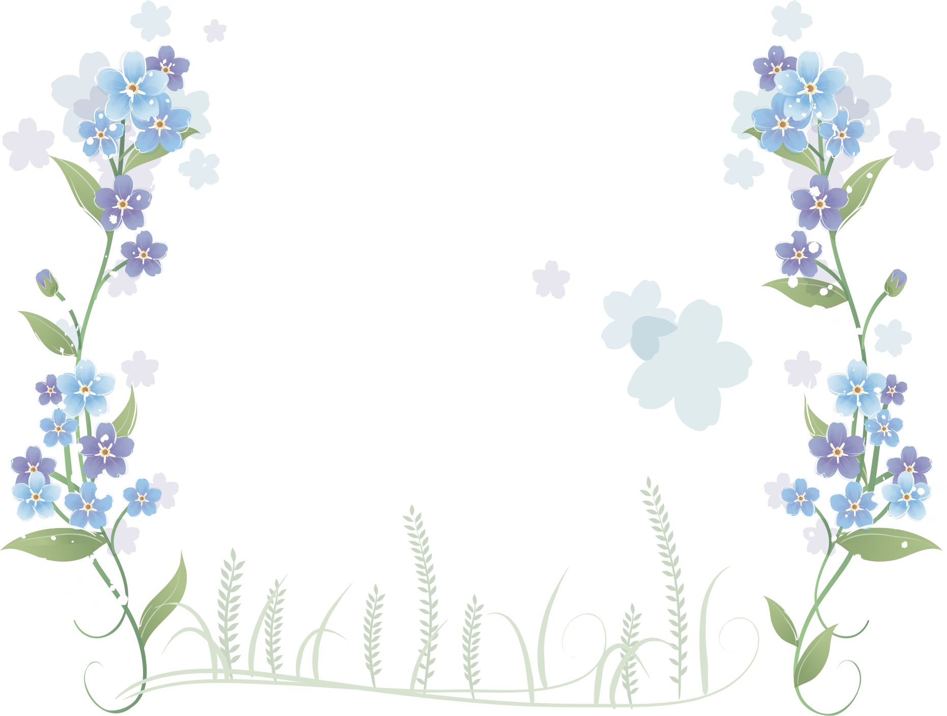 Free Flowers Clipart - Clip Art Pictures - Graphics - Illustrations