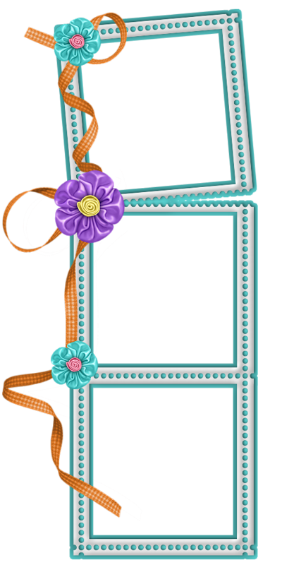 Picture Frame Flower Free Download PNG HD PNG Image