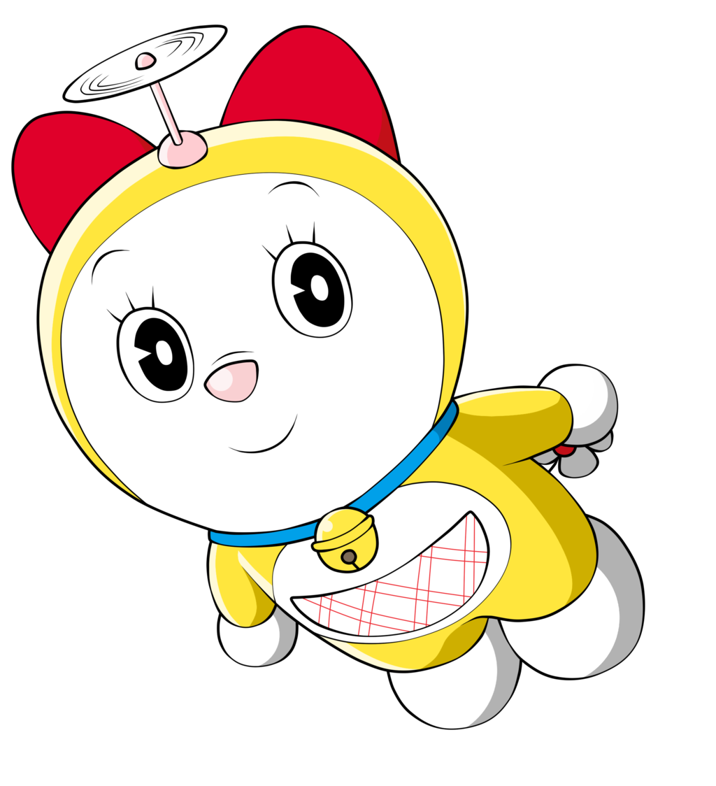 Dorami Emoticon Television Flower Doraemon PNG Image High Quality PNG Image