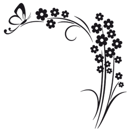 Flower Tattoo Png PNG Image