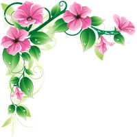 Download Flowers Borders Free Png Photo Images And Clipart Freepngimg