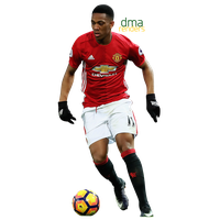 Download United Player Football Anthony Martial Fc Manchester Hq Png Image Freepngimg