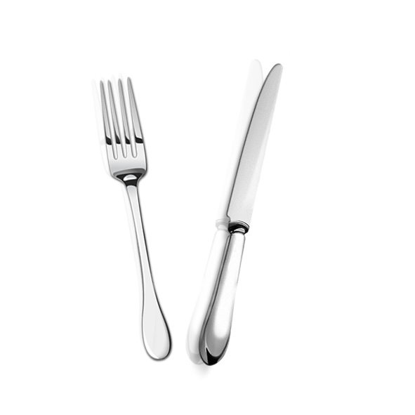 Fork And Spoon Tableware Knife HQ Image Free PNG PNG Image